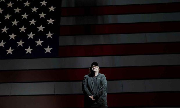 Fahrenheit 11/9: Michael Moore in seinen Film über Donald Trump