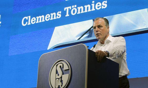 Gelsenkirchen Germany 30 06 2019 Mitgliederversammlung 2019 des FC Schalke 04 Aufsichtsrat Clemen