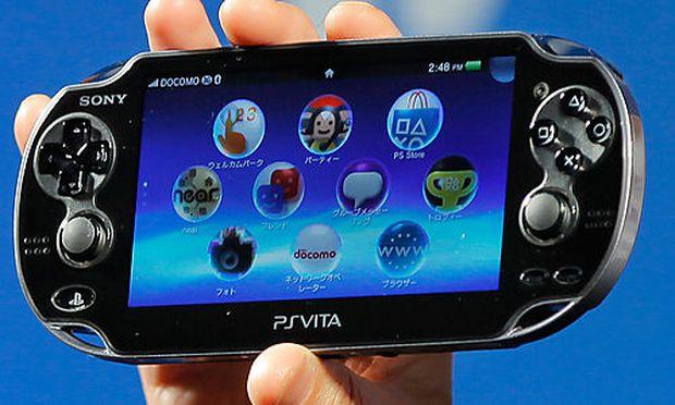 Sonys neue Konsole Playstation Vita startet in Japan