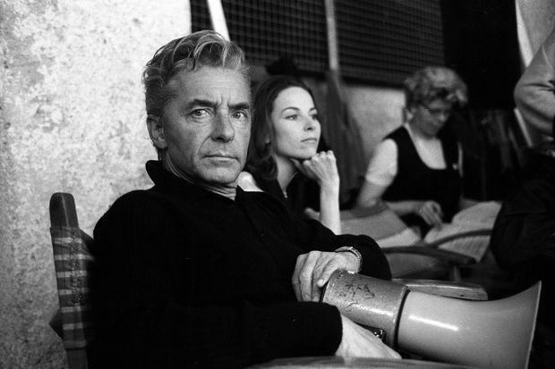 Salzburger Festspiele intervenierten für Karajan.