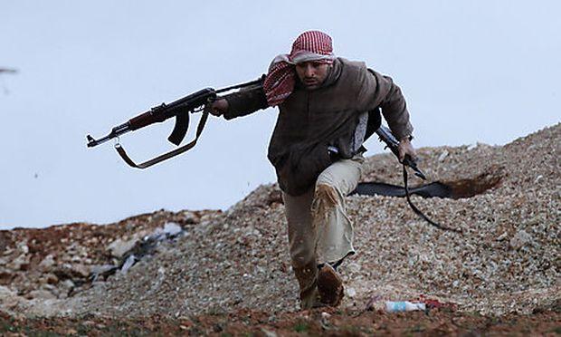 UNO und Arabische Liga - Gemeinsame Syrien-Beobachtermission