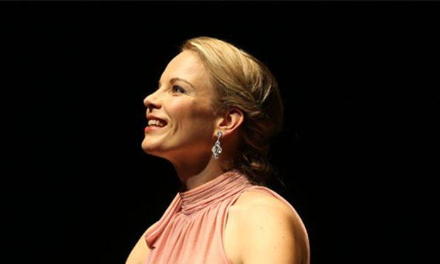 Elina Garanca macht Konzertsaal