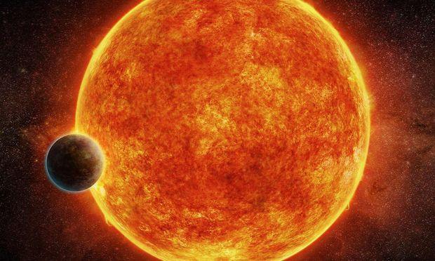 Der jüngste Fund kreist um den Stern LHS 1140