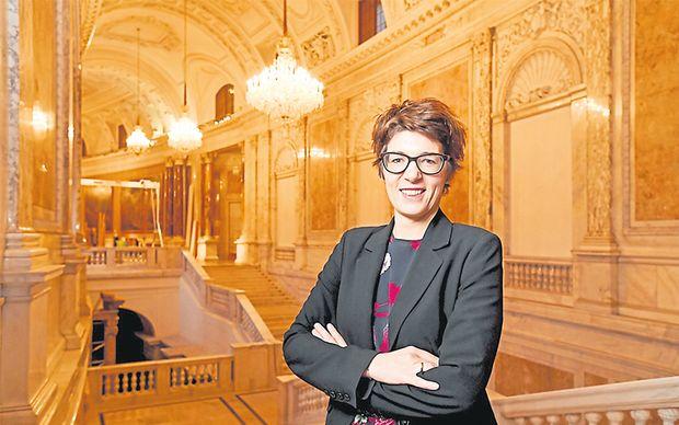 Seit Anfang 2017 ist Monika Sommer Direktorin des Hauses der Geschichte Österreich, das im November 2018 eröffnen wird.