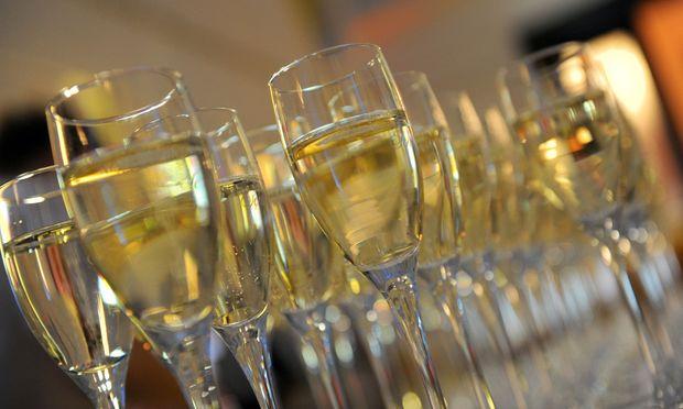 Symbolbild: Champagner