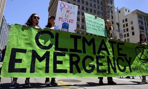 Symbolbild: Climate Emergency