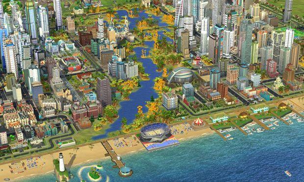 Virtuelle Stadtplanung soll Anpassungen in Echtzeit zeigen.