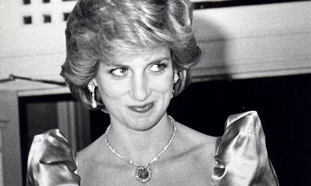 Lady Diana: Unbekanntes Bild wird versteigert
