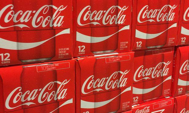 Coca-Cola gibt's bald mit Alkohol
