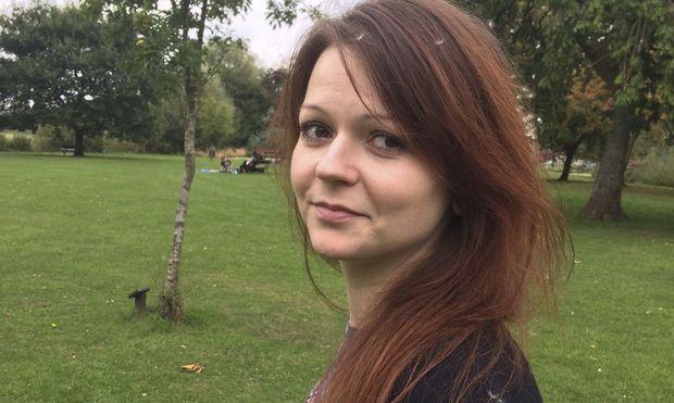 Julia Skripal lehnt Hilfeangebot von russischer Botschaft ab