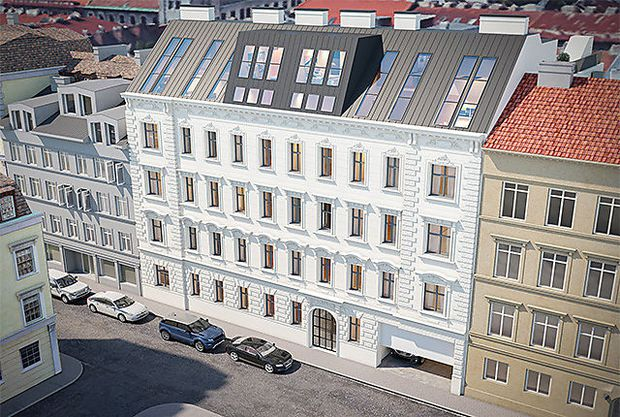 Projekt Schopenhausergasse 61-63