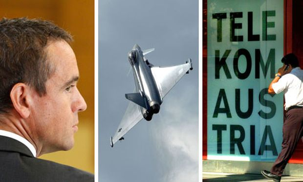 Von A bis Z: Der Korruptionssumpf in Österreich