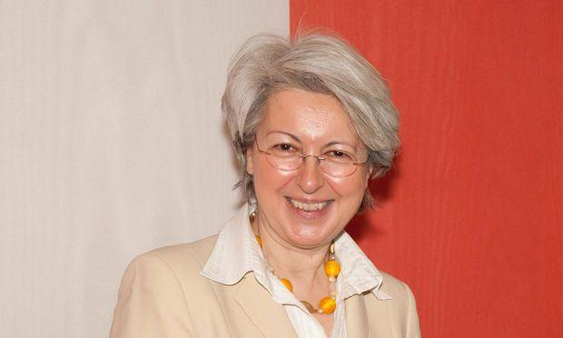 Wirtschaftsministerin: ELISABETH UDOLF-STROBL.