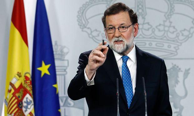 Rajoy relativiert Erfolg der Separatisten in Katalonien