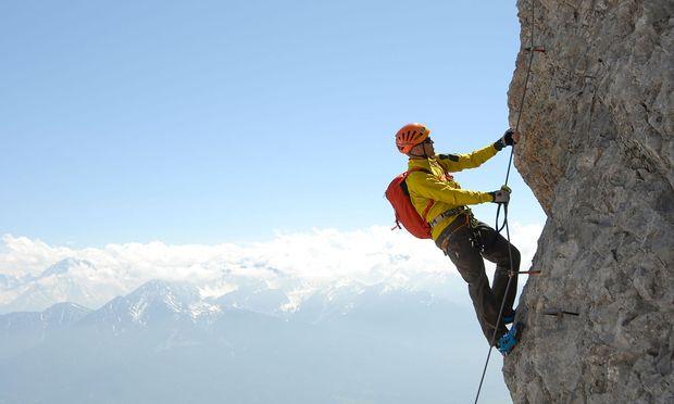 Immer mehr Österreicher üben Risikosportarten aus.