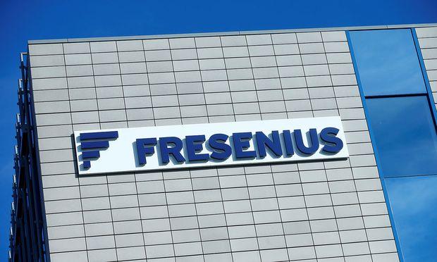 Deutscher Medizinkonzern Fresenius