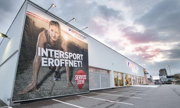 Klettergurt Set Intersport : Intersport auf wachstumskurs neue filialen eröffnen in