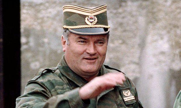 Mladic muss lebenslang in Haft