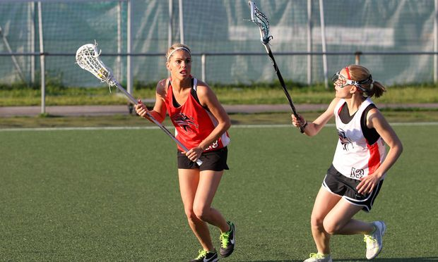 LACROSSE - Team AUT Damen, Training
