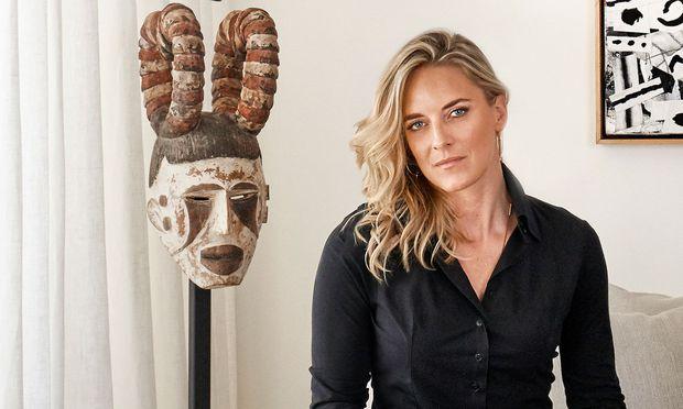 Klingender name. Pauline Rochas ist die Enkelin des Couturiers Marcel und seiner Muse Hélène Rochas.