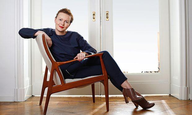 """Berliner Luft. Stefanie Hanssen konzipierte ihr Duftlabel """"Frau Tonis Parfum"""" als Hommage an ihre Großmutter."""