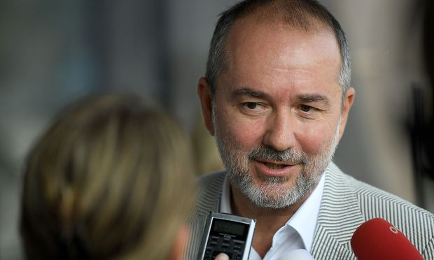 Thomas Drotzda wird Bundesgeschläftsführer der SPÖ.