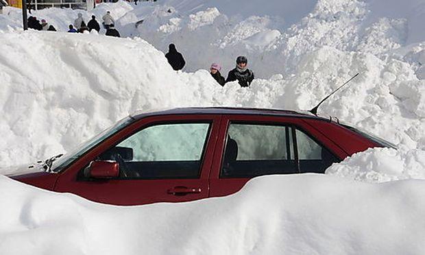 Schnee Kalt