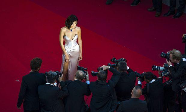 217683 Scanella Starface 2017 05 17 Cannes France 70eme Festival International du Film de Cannes Mo / Bild: (c) imago/Starface (Scanella/Starface)