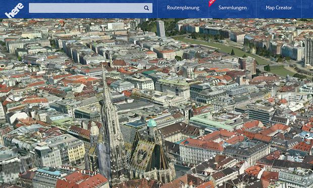 Nokia Maps kommt Here