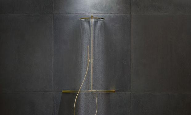 WasserWelt. Im Badezimmer ist auch die innere Reinigung, von Stress vor allem, angesagt.