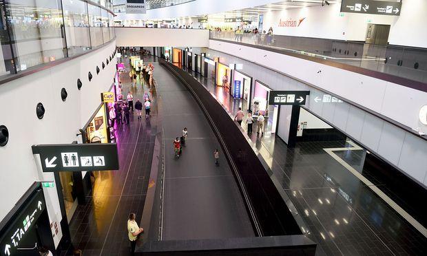 Symbolfoto: Flughafen Wien