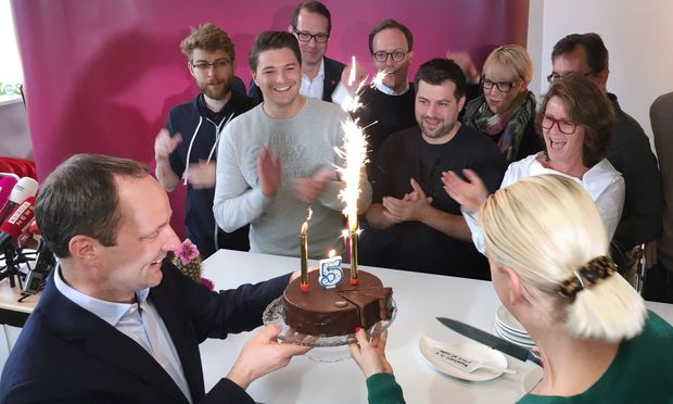 Neos feiern ihren fünften Geburtstag