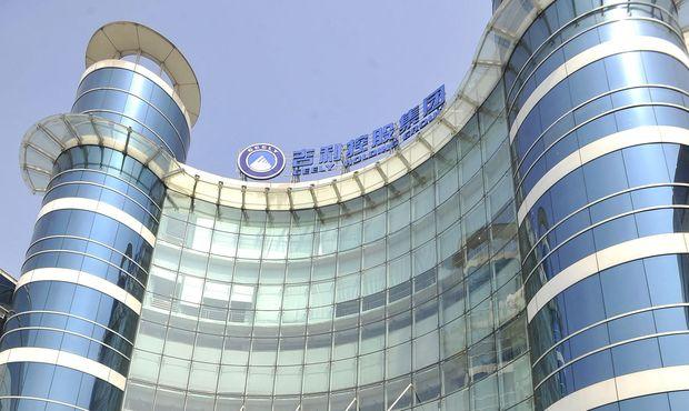 Konzernzentrale von Geely in Hangzhou: Elektroautos für den größten Stromer-Markt der Welt.