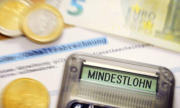 Mindestlohn in Deutschland bleibt hinter anderen EU-Staaten zurück