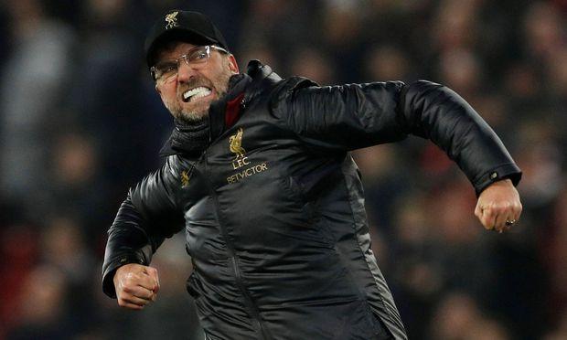 Premier League - Liverpool v Crystal Palace
