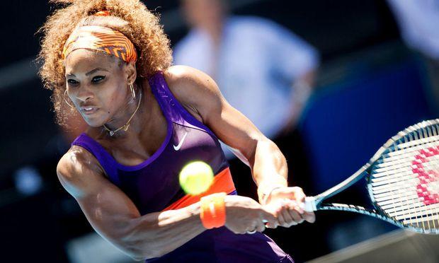 TENNIS - WTA, Australian Open 2012