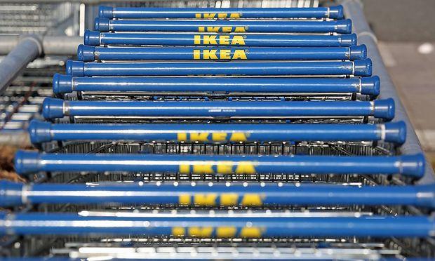 Ikea Einkaufswägen