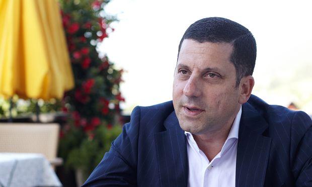 Haraszti sprach beim Forum Alpbach über ein Thema, das ihn selbst betrifft: Nachfolgefragen.