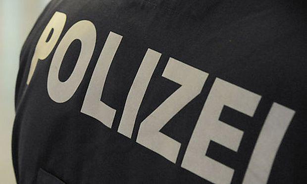THEMENBILDER: POLIZEI-KONTROLLE IN DER U-BAHN