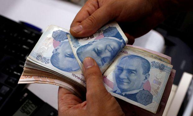 Lira-Krise: Türkische Inflation auf höchstem Stand seit über 15 Jahren
