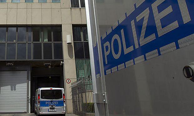 Deutsche Polizei Monate BeweismittelDaten