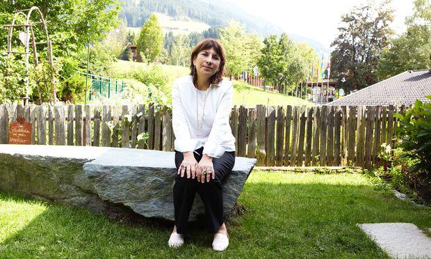 Die ehemalige Staatsanwältin und Präsidentin des New Israel Fund, Talia Sasson, beim Europäischen Forum in Alpbach.