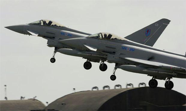 Libyen Britische Piloten wegen