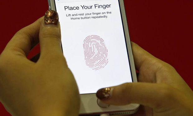 Der iPhone-Fingerabdruck-Hack
