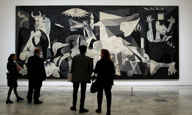 Picassos ''Guernica'' bekommt in Madrid eine eigene Ausstellung
