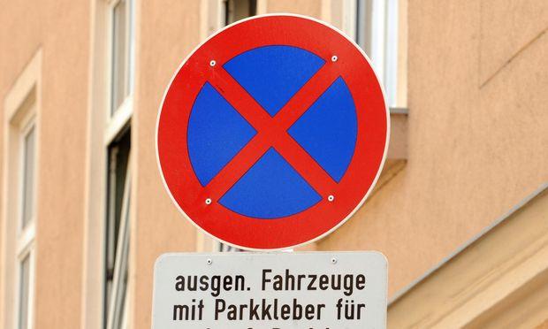 Symbolbild: Anrainerparkplätze