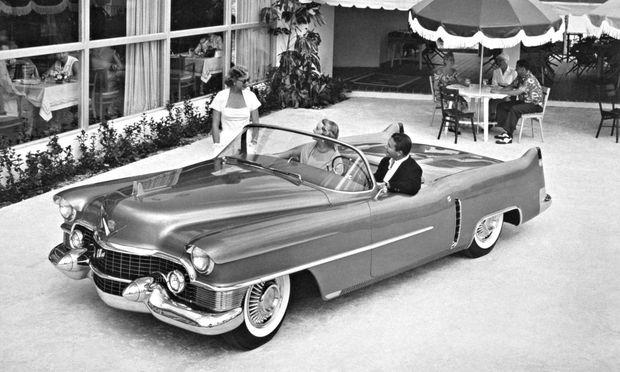 Glanz der großen Tage: 1953er Le Mans mit 250 PS und erstmals Panoramascheibe.
