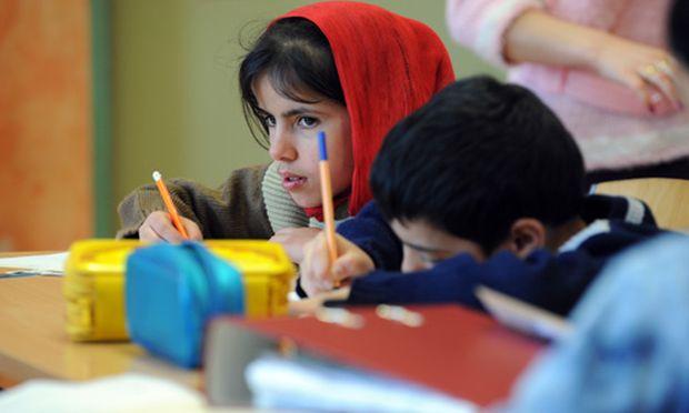 Gruene Schule selektiert Migranten