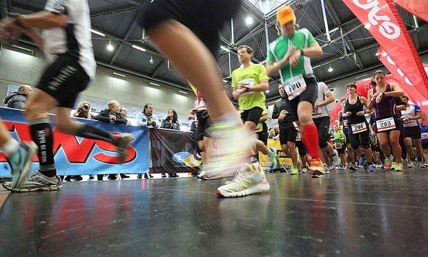850 Teilnehmer stellten sich dem Marathon auf (fast) ganzer, halber oder viertel Strecke.