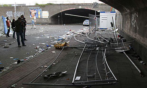 Tote Loveparade Opfer materieller